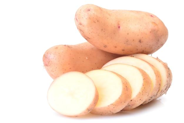 Świeży ziemniak