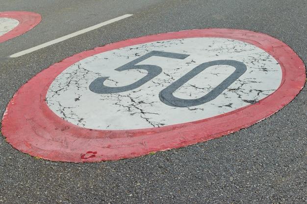 Sygnał 50 kilometrów na godzinę