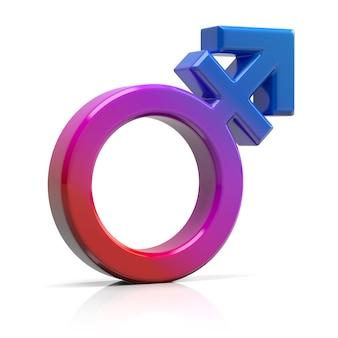 Symbol transpłciowych