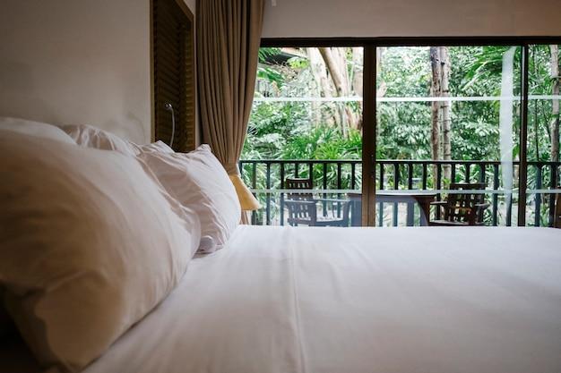 Sypialnia relaks