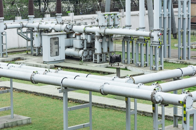 System zasilania energią