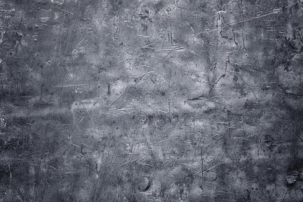 Szablon grunge metalowa tekstura, zmięty arkusz tła ze stali nierdzewnej