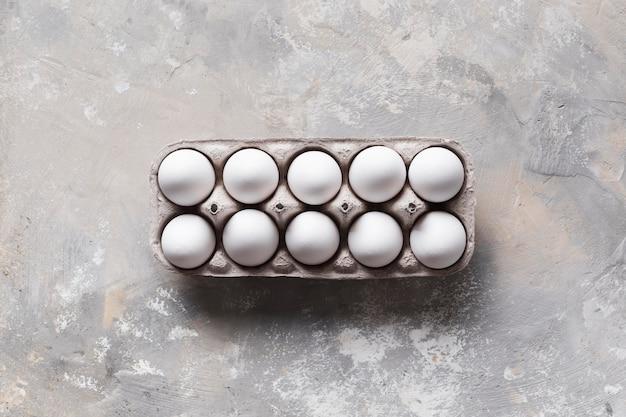 Szalunki z jajkami