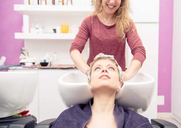 Szampon do stylizacji włosów