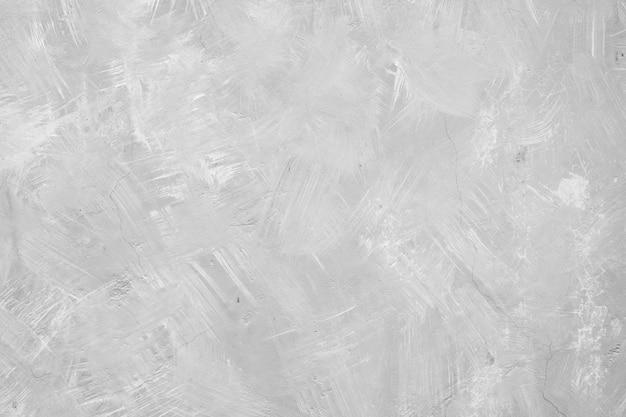 Szara betonowa ściana tekstur z gładką ścianą cementową.