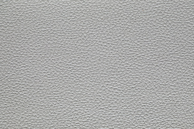Szara plastikowa imitacja skóry z bliska