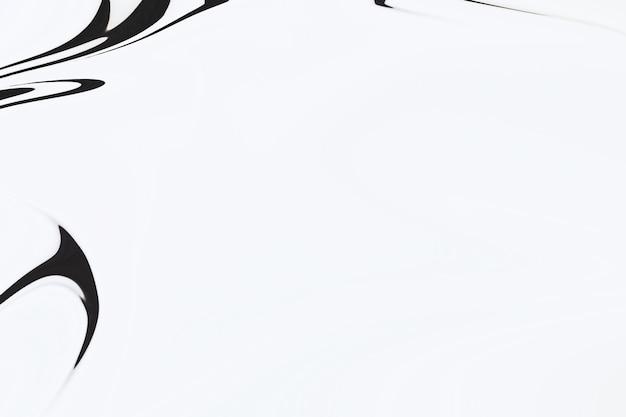 Szara płynna farba marmurkowa z teksturą tła