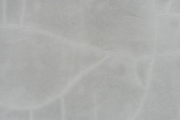 Szara ściana betonowa z teksturą szpachli