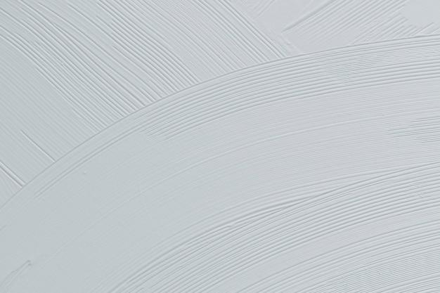 Szara tekstura pędzla akrylowego