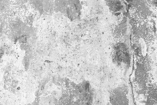 Szara tekstura ścian betonowych