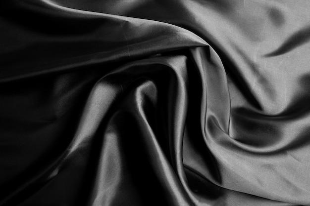 Szara tkanina tekstura tło, streszczenie, zbliżenie tekstury tkaniny