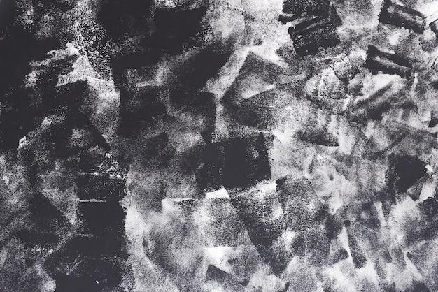 Szare betonowe ściany z białymi plamami, tekstura tło.