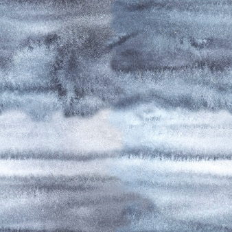Szare białe tło akwarela i tekstura barwnika krawata