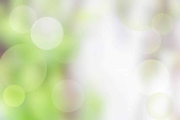 Szare i zielone tło dla osób, które chcą korzystać z reklamy graficznej.