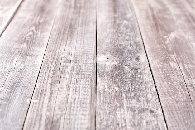 Szare tło drewniane. teksturowane deski drewniane. baner poziomy - obraz