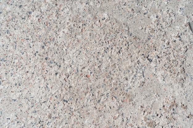 Szare tło z drobnego kamienia