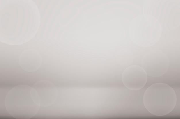 Szary bokeh teksturowany zwykły produkt tło