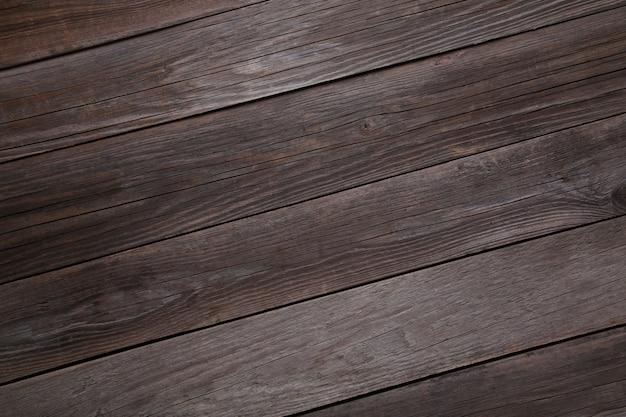 Szary drewniany tło lub drewniana tekstura, drewniana deska