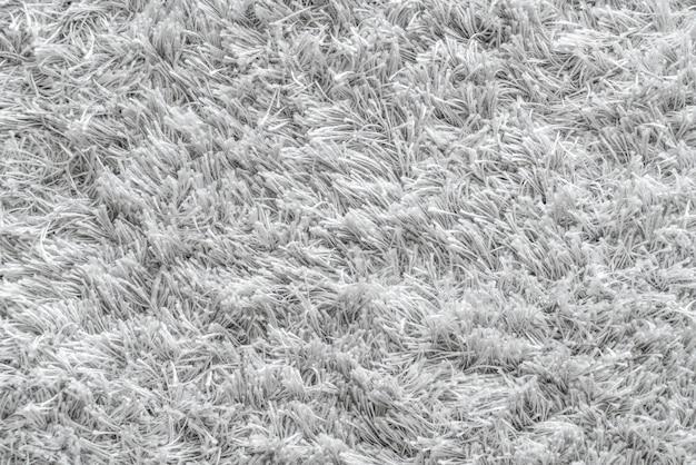 Szary dywan na tle