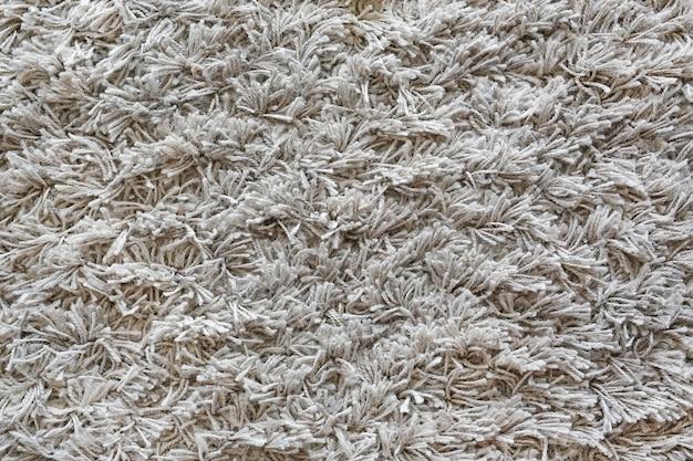 Szary dywan tekstury tła