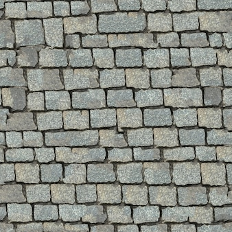 Szary kamienny blok bezszwowa tekstura.