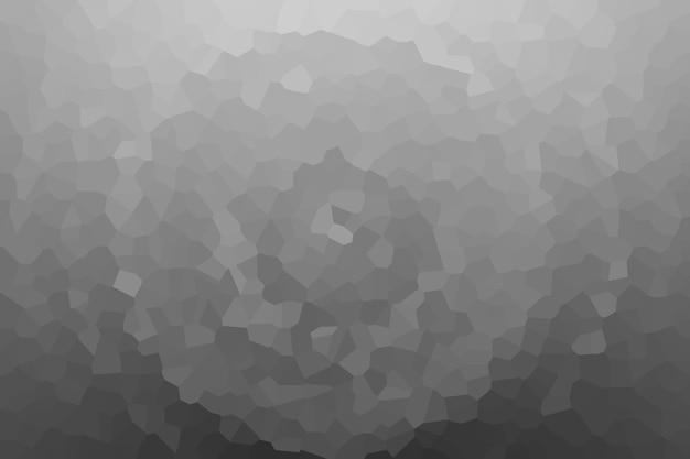 Szary mozaikowy abstrakcyjny wzór tekstury, tapeta z miękkim rozmyciem tła