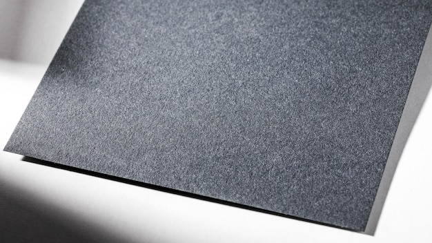 Szary papier z teksturą z bliska