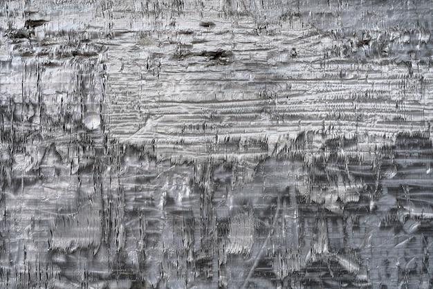 Szary streszczenie metaliczne tło. zmięta metalowa tekstura.
