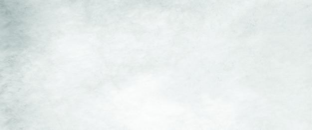 Szary tło akwarela, miękkie malarstwo akwarela teksturowane na mokrym tle białej księgi