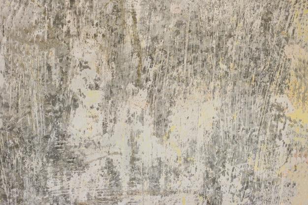 Szary zardzewiały teksturowanej tło metalowe. kopiuj przestrzeń dla projektantów.