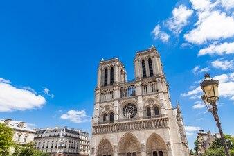 Szczegóły Cathedrale Notre Dame de Paris, Francja