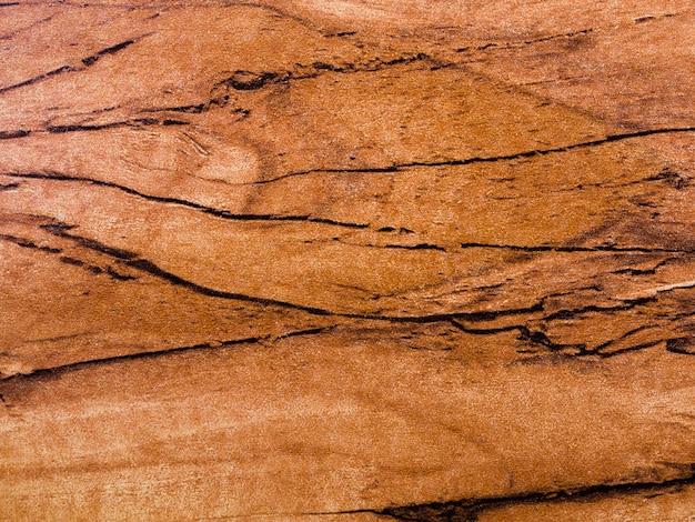 Szczegół brązowa drewniana powierzchnia