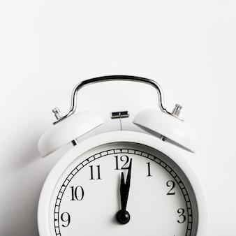 Szczegół piękny zegar vintage