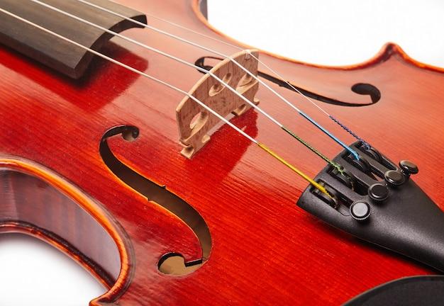 Szczegóły skrzypiec