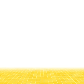 Szczegóły żółtego złota mozaika tekstury abstrakcyjna ceramiczna mozaika zdobi budynek abstrakcyjna bezszwowa pat...