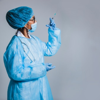 Szczepionka chirurga