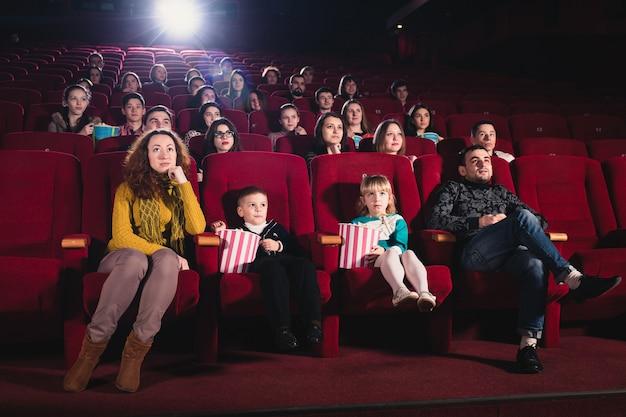 Szczęśliwa rodzina w filmie