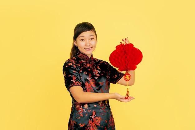 Szczęśliwego nowego chińskiego roku.