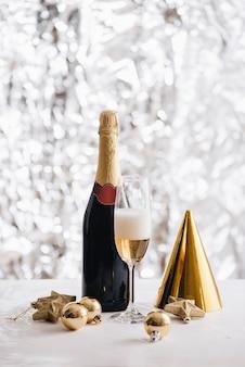 Szczęśliwego nowego roku - dekoracja imprezowa