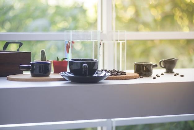 Szczęśliwy czas kawy