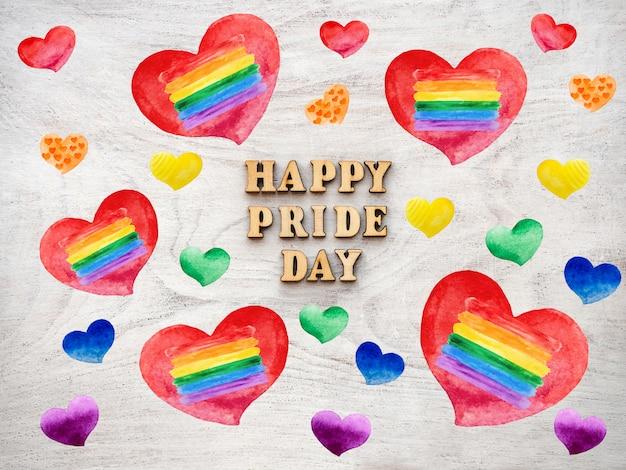 Szczęśliwy dzień dumy tekst, kartkę z życzeniami z serca