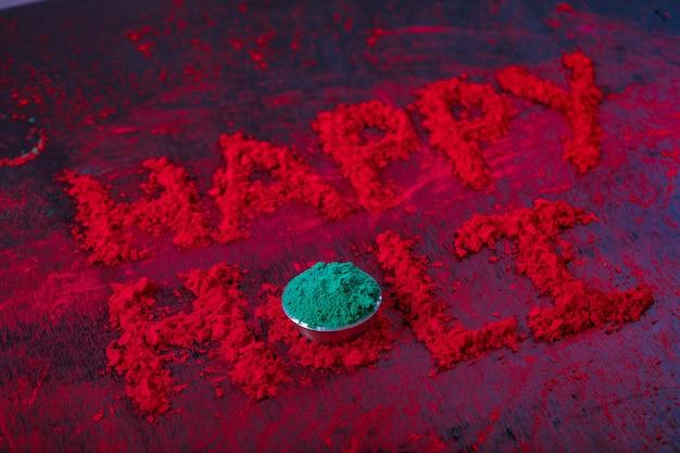 Szczęśliwy holi, indyjski festiwal