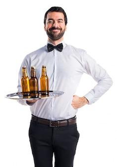 Szczęśliwy kelner