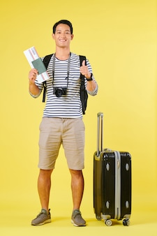 Szczęśliwy podróżnik
