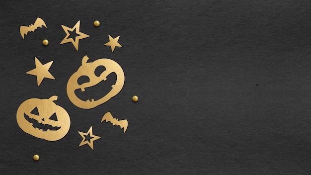 Szczęśliwy tło halloween dzień