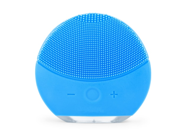 Szczoteczka silikonowa do mycia twarzy i spa do twarzy lub szczoteczka elektryczna do głębokiego