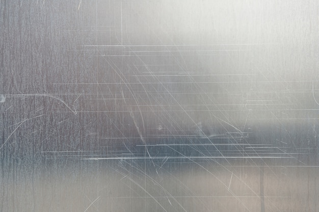 Szczotkowana metalowa tekstura