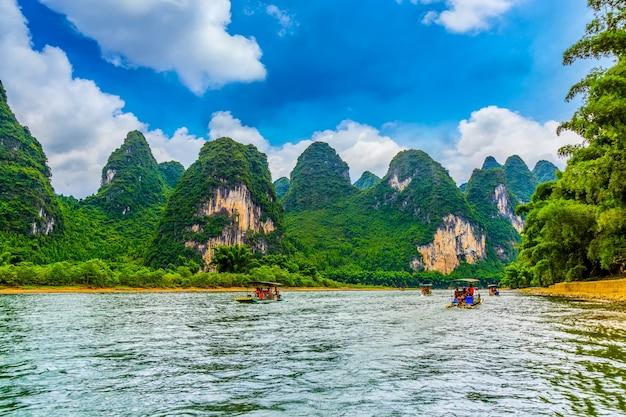 Szczyt turystyki szczyt turystyki bambusowej