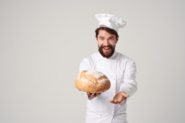 Szef kuchni praca w kuchni produkty piekarnicze przemysł kulinarny