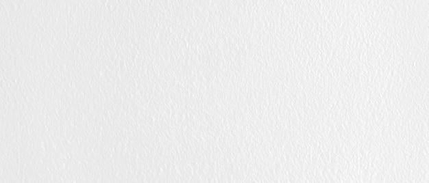 Szeroki obraz, biały cement, tekstura ścian betonowych na tle, pusta przestrzeń. biała księga tekstury.